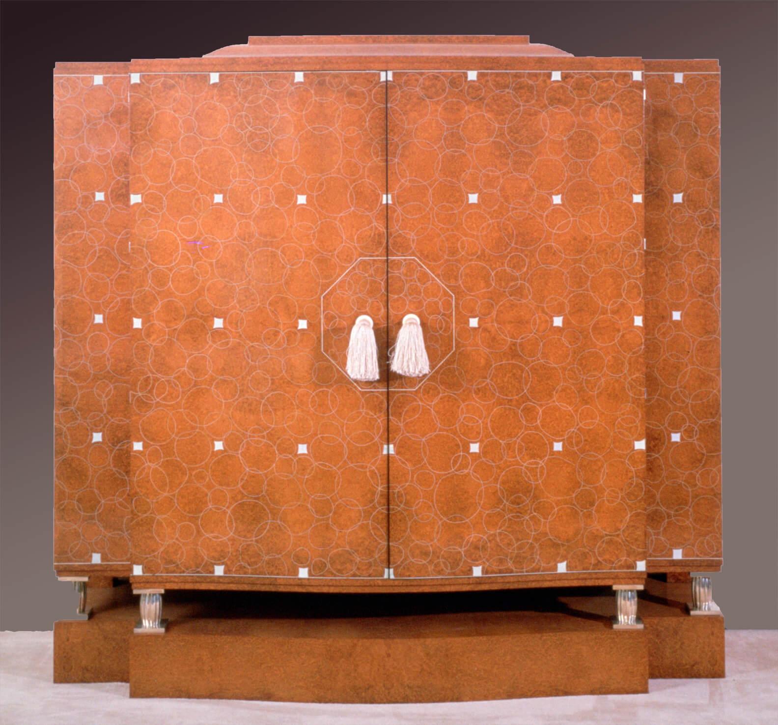 Emile Jacques-Ruhlmann Wardrobe, ca. 1927 Private collection