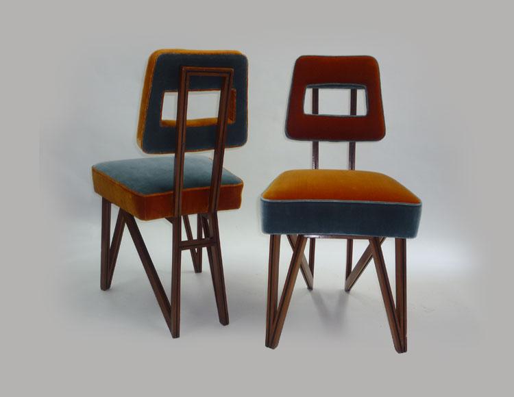 Gino Levi-Montalcini Chairs
