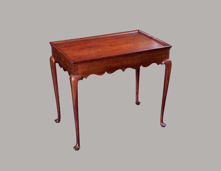 Queen Anne Tea Table