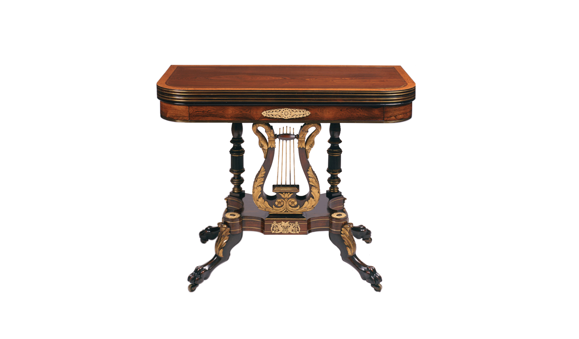 Honore Lannuier Card Table